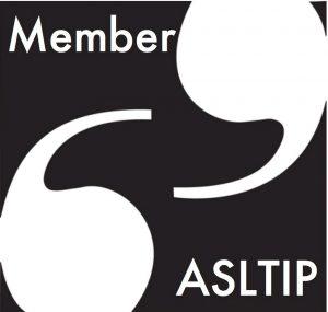 Member of ASLTIP logo